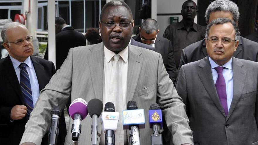 Sudán del Sur muestra su rechazo a las sanciones propuestas por EE.UU.