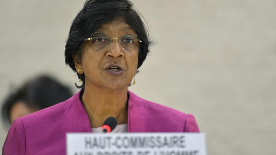 Pillay condena al Gobierno sirio y a la oposición por el uso de la violencia