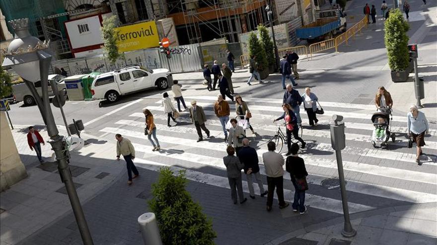 El 50 por ciento de los atropellos mortales a ancianos fueron en pasos de peatones