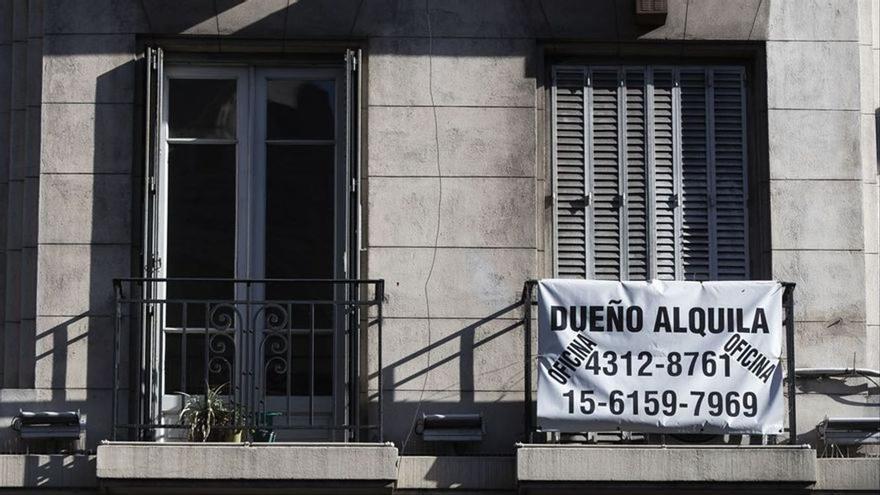 Alquileres. / Leandro Sánchez