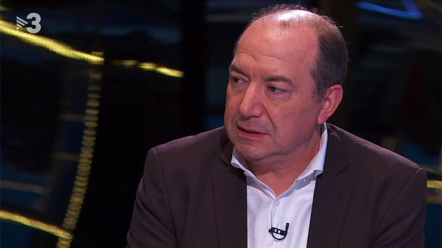 """El director de TV3 responde a los rumores de una intervención inminente: """"No tengo miedo"""""""