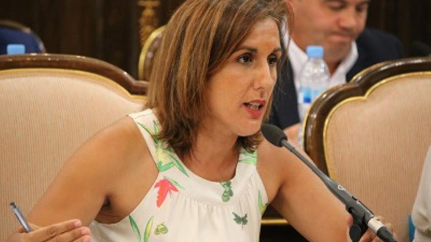 Yolanda Ramírez, exdiputada Ciudadanos en la Diputación Guadalajara