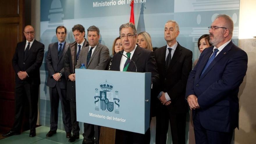 Víctimas recordarán mañana a Rajoy y Zoido que ETA no condena su pasado violento, lo que impide cambios penitenciarios