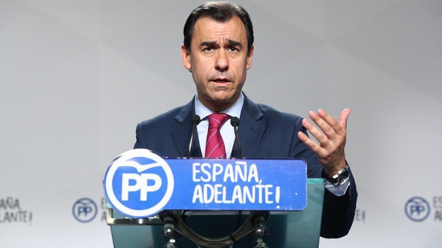 """El PP dice que la oposición solo busca hacerle """"daño"""" con la comisión sobre la caja b y agotará las vías para defenderse"""