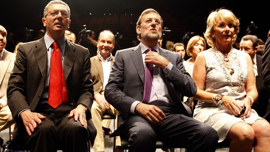 El relevo en la Comunidad de Madrid emula al del Ayuntamiento y queda en manos de los segundos de lista