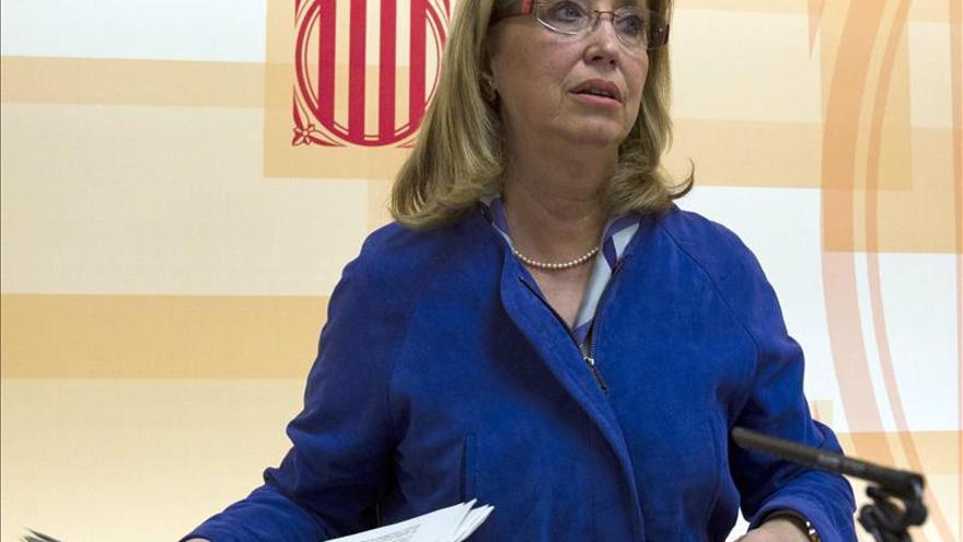 La Generalitat considera inaplicable el proyecto de reforma educativa