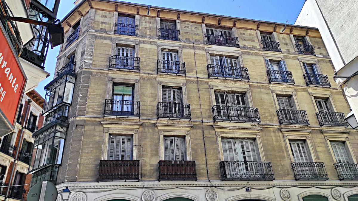 Edificio Montano