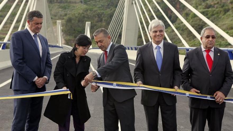 De la inauguración del viaducto #3