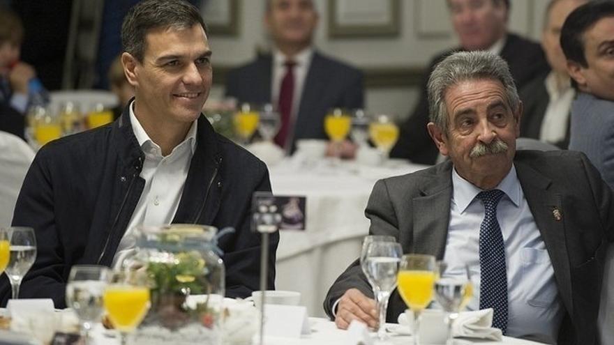 """Revilla comerá mañana con Sánchez y le pedirá """"alternativas"""" para que CC.AA puedan recibir las entregas a cuenta"""