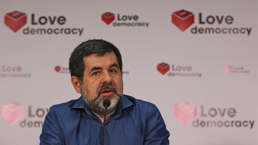 Jordi Sànchez, en prisión, presidirá el grupo de JxCat y Elsa Artadi, portavoz