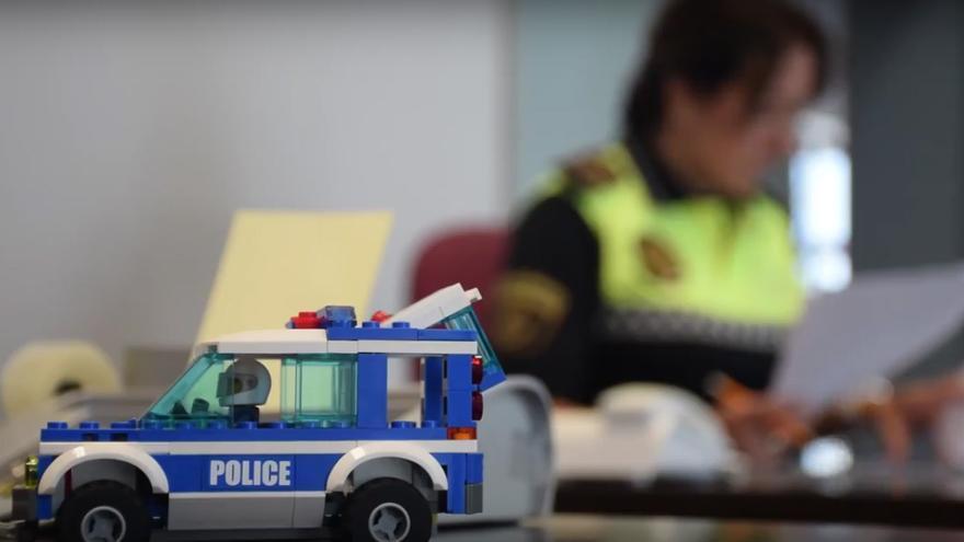 El grupo Gama de la Policía Local de Valencia se dedicará a la atención de las víctimas de maltrato