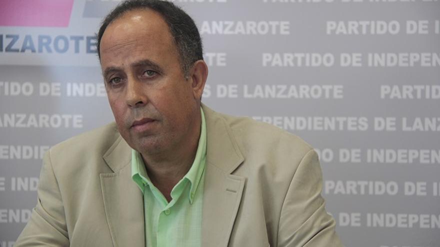 Ramón Bermúdez, presidente del PIL / Foto: De la Cruz.