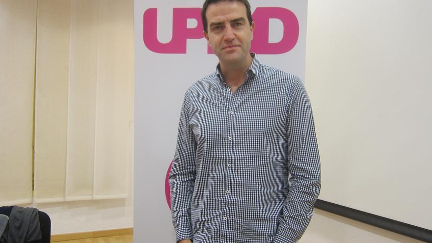 Gorka Maneiro, nuevo portavoz de UPyD con el 83,2% de los votos