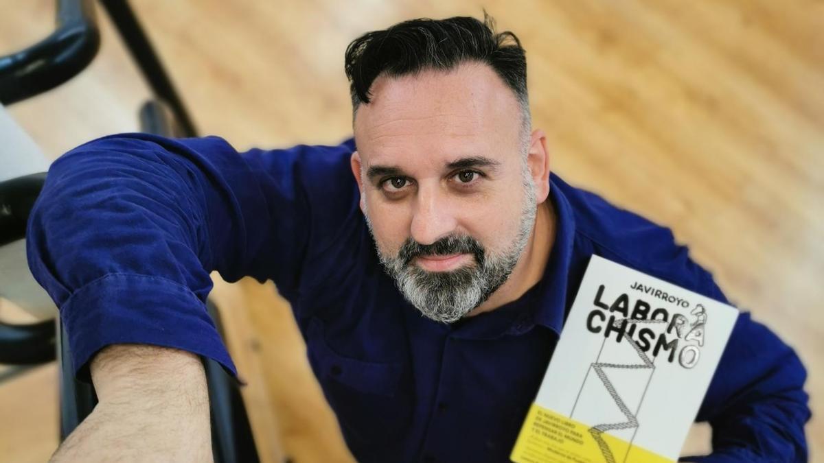 Javirroyo, ilustrador y autor de 'Laborachismo'