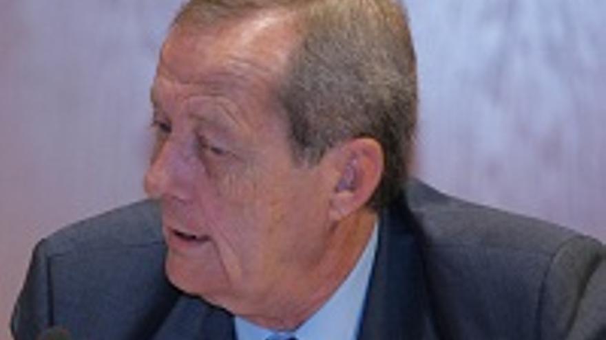 Eusebio Bautista, ex gerente de Sodecan.