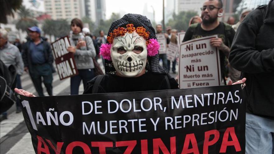 La Fiscalía mexicana entrega a un presunto capo de Guerreros Unidos al tribunal