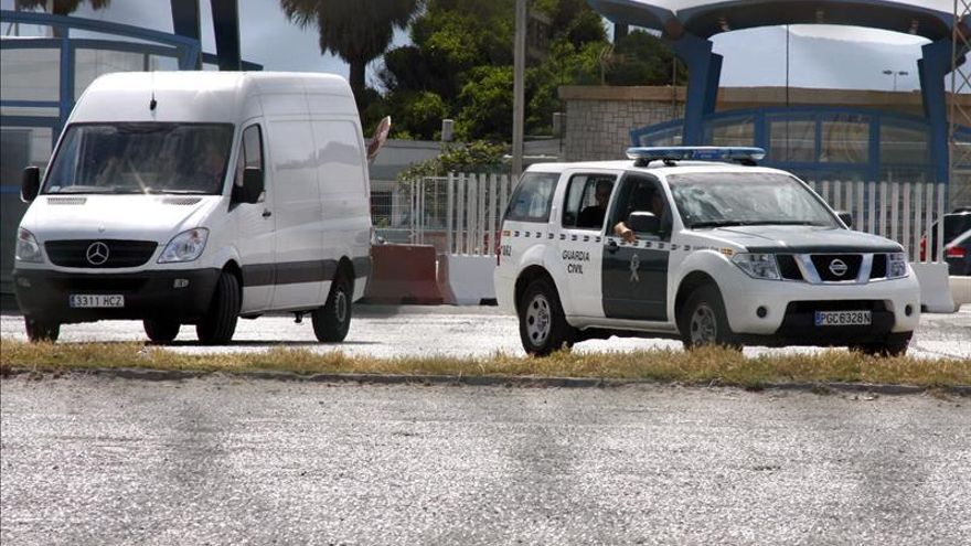 Intervenida más de una tonelada de hachís y diez detenidos en Algeciras