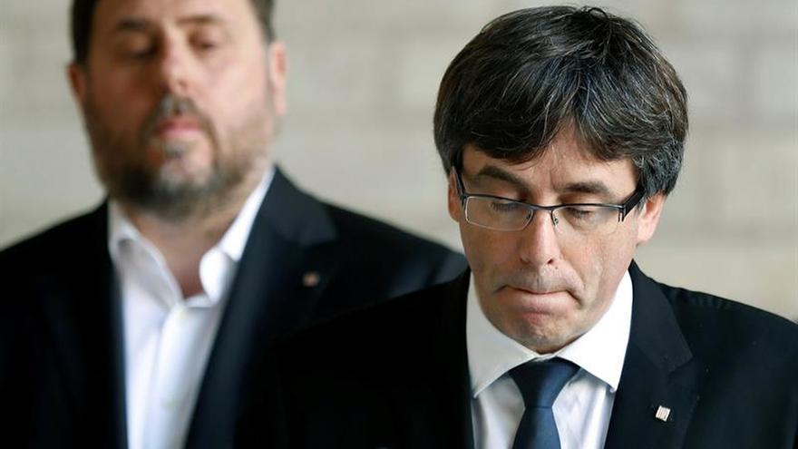 """Puigdemont ve """"posible"""" su encarcelamiento, que sería un """"paso salvaje"""""""