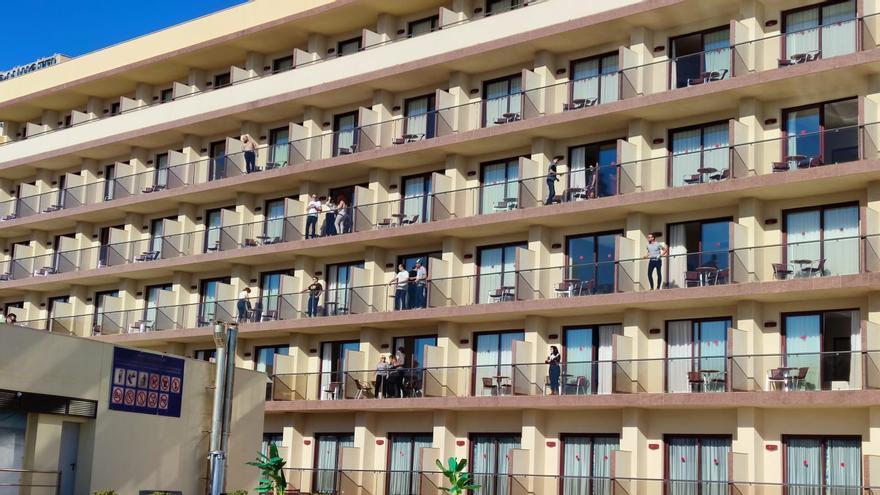 Balcón Rock, el primer festival que se ve y se baila desde las habitaciones de un hotel