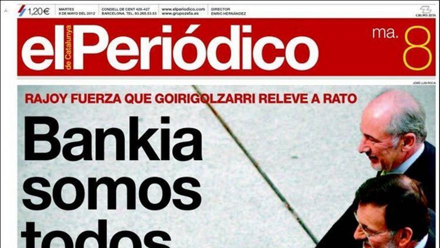 De las portadas del día (08/05/2012) #10