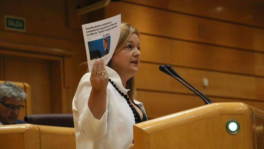 Senado insta al Gobierno a defender la elección del castellano en educación en las CCAA donde hay dos lenguas oficiales