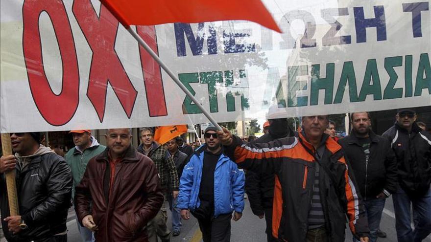 La crisis en Grecia obliga a los emigrantes albaneses a volver a su país