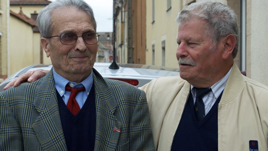 Patrick, hijo de un deportado francés ya fallecido, acompañará a Juan Romero al homenaje del domingo