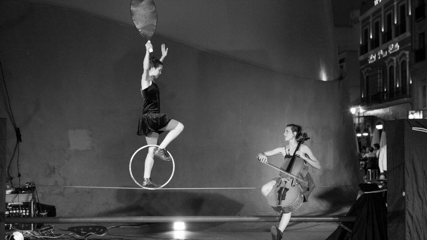Malabaracirco, Tombs Creatius, Ortzi Acosta y Circo Los cierran el Festival Internacional de Circo