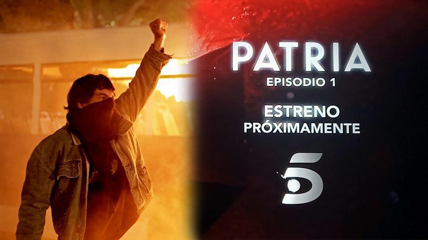 Telecinco estrenará el primer capítulo de 'Patria' en abierto