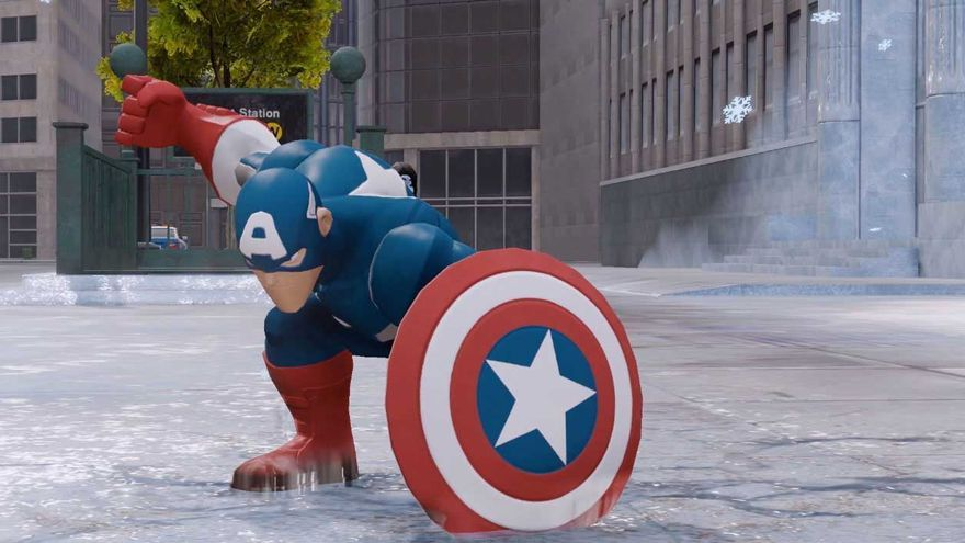 Disney Infinity 2.0 Marvel Super Heroes 2014275