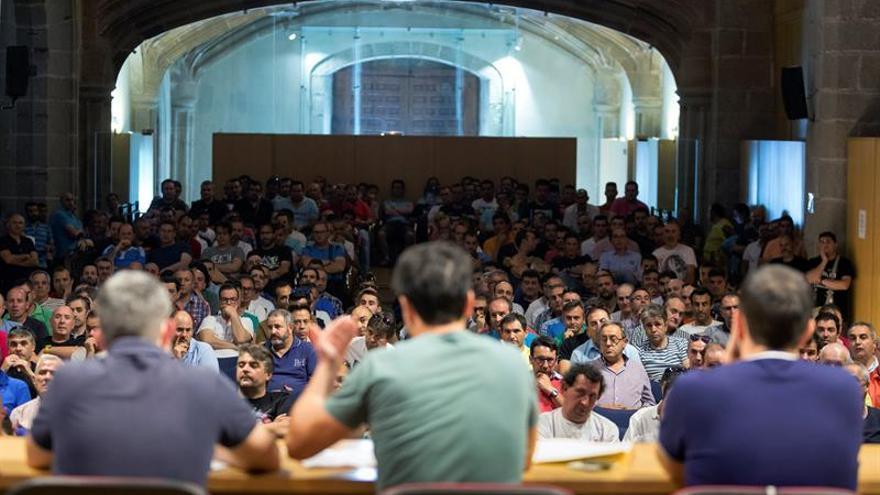 Nissan plantea dejar la planta de Ávila en 2020 con la mitad de los 471 trabajadores