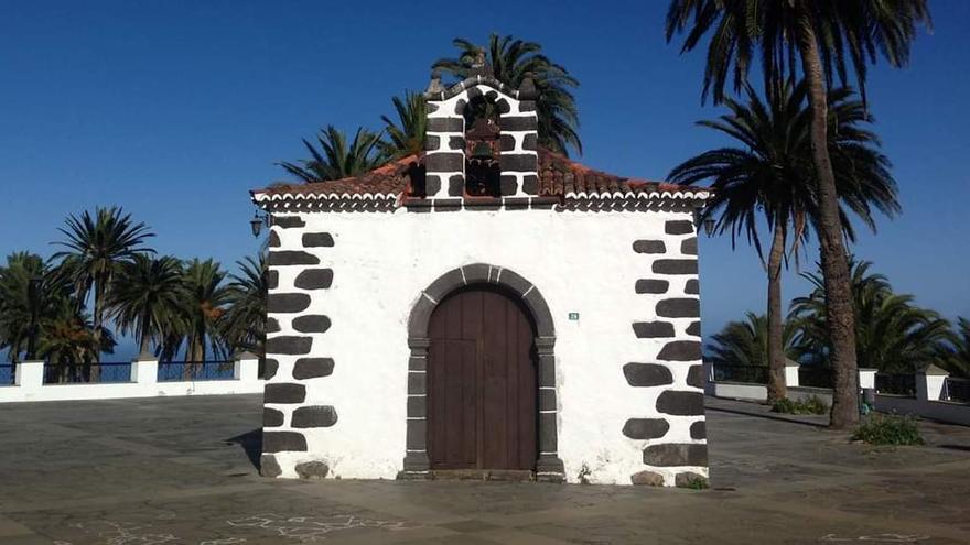 Ermita de Santa Lucía de Puntallana.