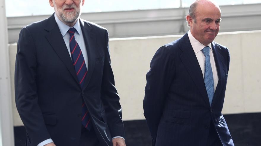 """Rajoy, tras bajar de 100 puntos básicos la prima de riesgo: """"Sintámonos orgullosos de nuestro esfuerzo y superación"""""""