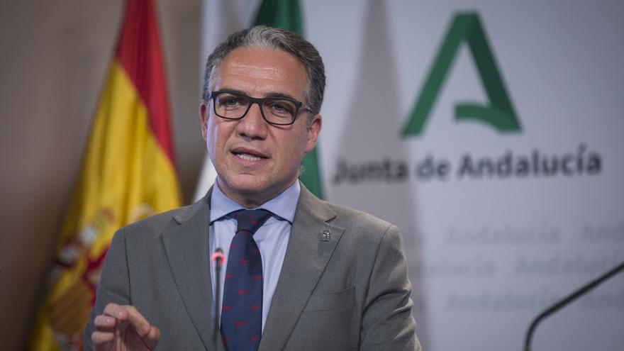 """Bendodo afirma que Lastra debería pedir disculpas a los andaluces por el """"expolio"""" del PSOE-A a esta comunidad"""