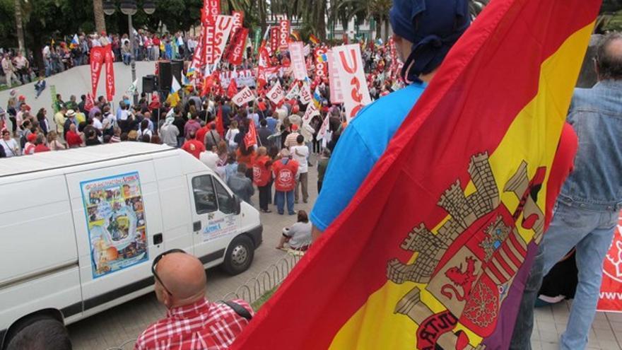 De la manifestación en LPGC #12