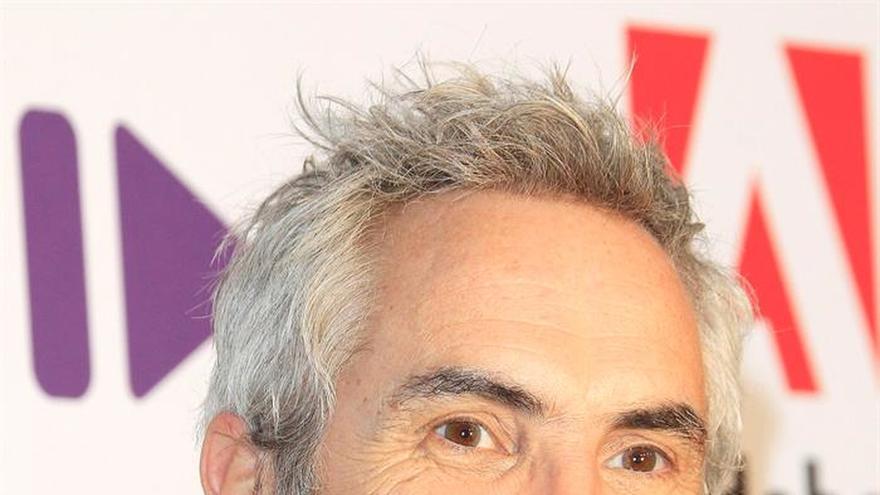 """Alfonso Cuarón triunfa con """"Roma"""" en los premios del Sindicato de Directores"""
