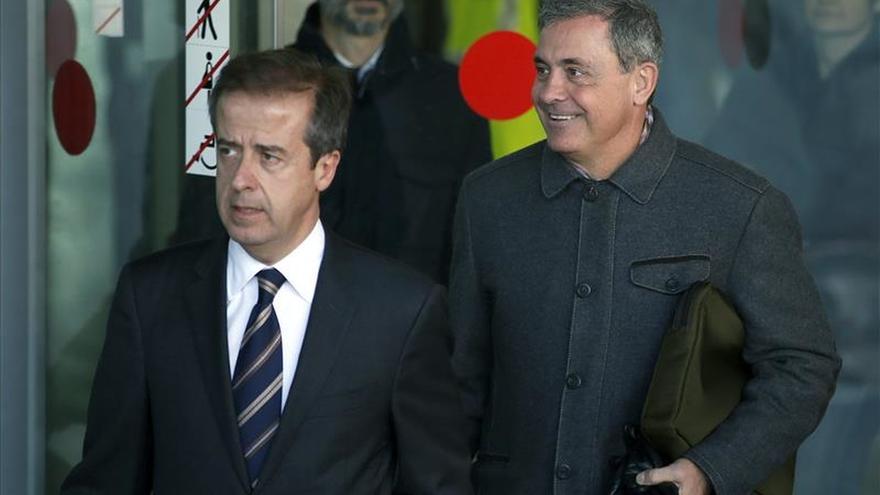 La Fiscalía cree que es pronto para decidir enviar a prisión a Jordi Pujol hijo
