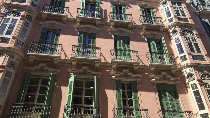 El Grupo Ñarucola compra la sede en el centro de Málaga de Meridiano