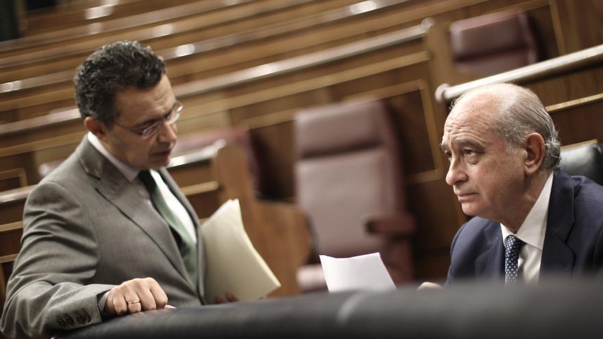 """Fernández Díaz ve """"lógico"""" que haya cambios en la UDEF porque el nuevo comisario general """"tiene derecho a elegir equipo"""""""