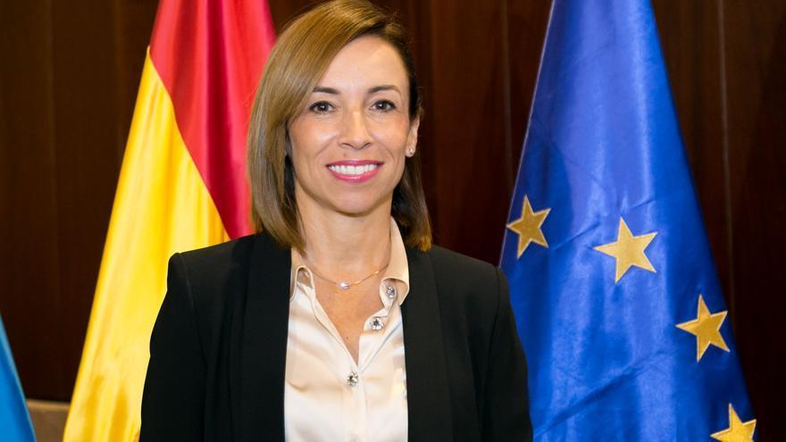 Rosana Melián ,directora General de Energía  del Gobierno de Canarias.