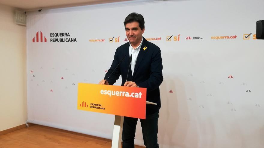 Junqueras y Romeva designan a Sergi Sabrià como sustituto en el Parlament