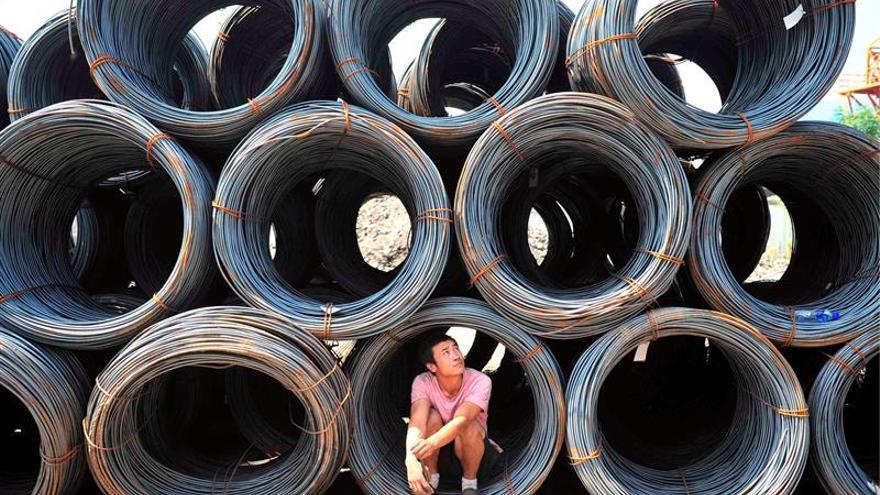China eliminará los impuestos a la exportación de productos de acero en 2018