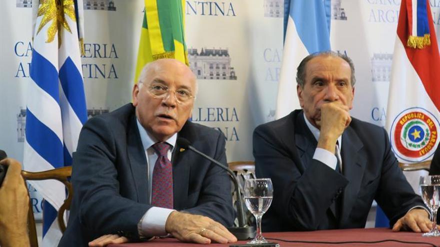 """Países del Mercosur rechazan los """"hechos de violencia"""" en el Parlamento venezolano"""