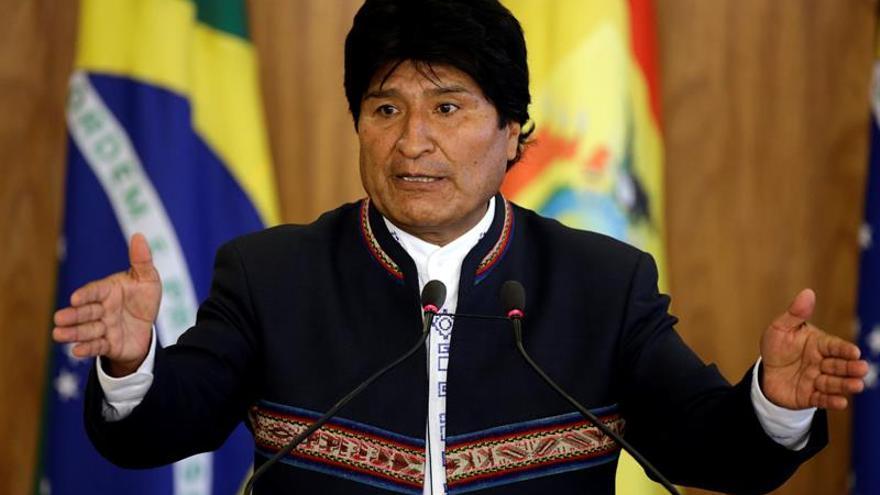 Evo Morales lamenta la suspensión de Venezuela del Mercosur
