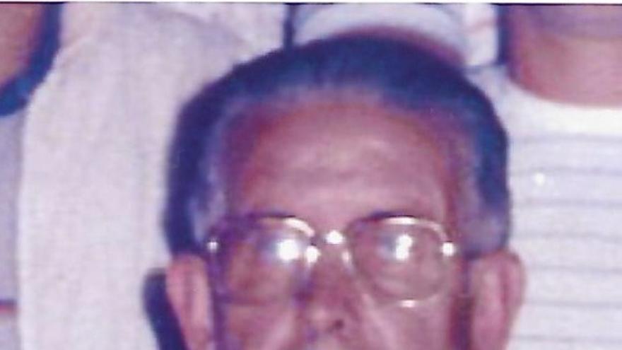 Santiago García Cejas.
