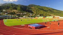 Ciudad Deportiva de Miraflores.