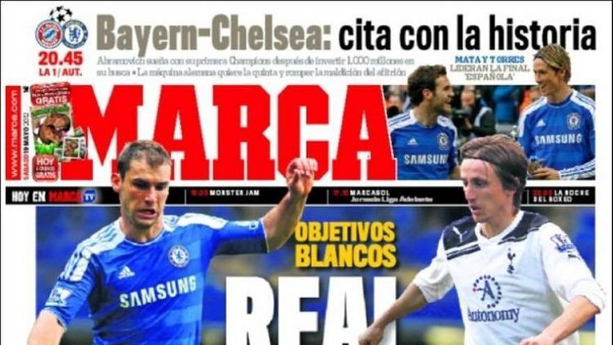 De las portadas del día (19/05/2012) #12
