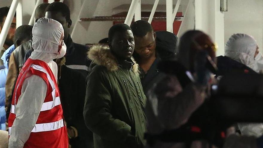 Rescatados 1.262 inmigrantes en aguas del Mediterráneo al norte de Libia