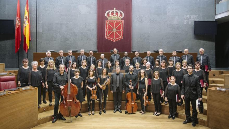 El Coro In Tempore Abesbatza cierra este domingo el ciclo de música coral en el Fortín de San Bartolomé