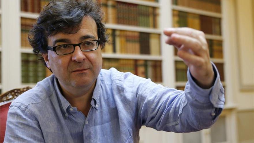 """Javier Cercas: """"El problema de la memoria histórica es que se ..."""